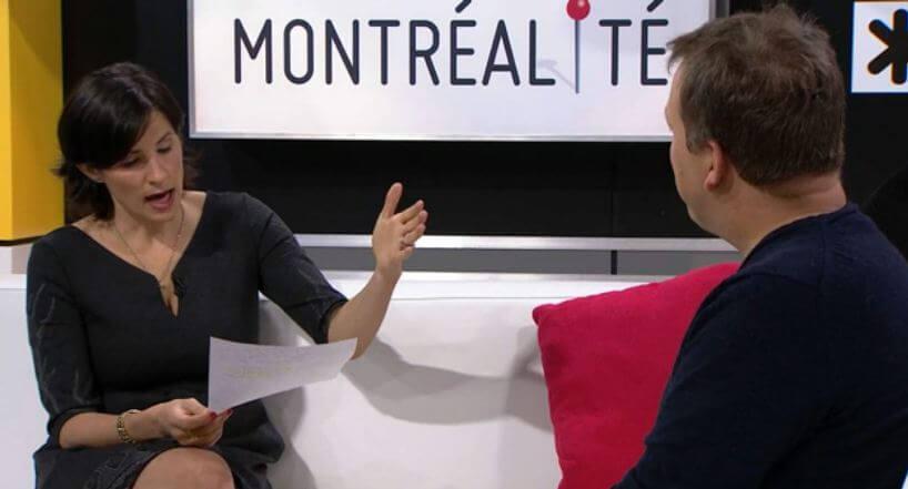 Entrevue Fabrique à bouffe à  Montréalité | MAtv