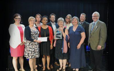 Prix d'excellence du MSSS pour Le Murier