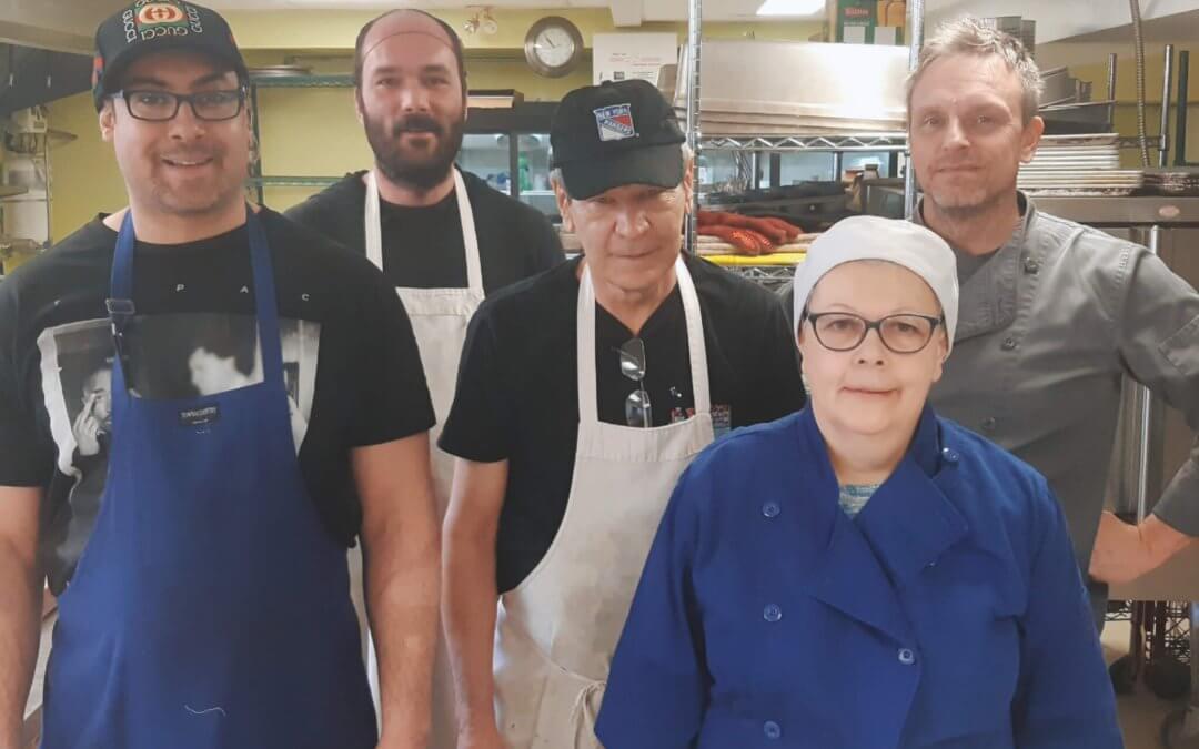 La Fabrique à Bouffe : un projet d'équipe pour la sécurité alimentaire des résidents