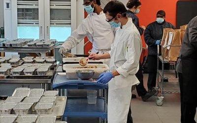 La sécurité alimentaire repensée, par la Cuisine collective Hochelaga-Maisonneuve