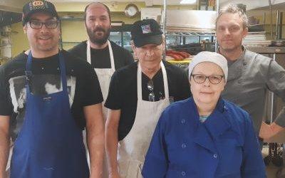 La Fabrique à Bouffe : un projet d'équipe pour la sécurité alimentaire